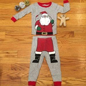Carter's Baby Boys Santa Snug Fit Cotton Pajamas